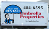 Umbrella Properties Box Van